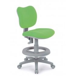 Кресло для школьника KIDS CHAIR (Зеленый, Серый)