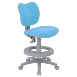 Кресло для школьника KIDS CHAIR (Голубой, Серый)