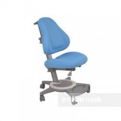 Подростковое кресло для дома FunDesk Bravo (Голубой, Серый)