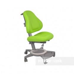 Подростковое кресло для дома FunDesk Bravo (Зеленый, Серый)