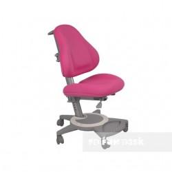 Подростковое кресло для дома FunDesk Bravo (Розовый, Серый)
