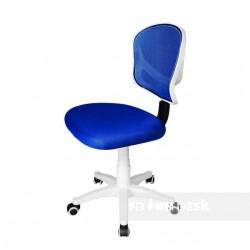 Детское регулируемое кресло Fundesk LST6 (Синий, Белый)