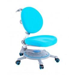 Детское кресло FunDesk SST1 (Голубой, Серый)