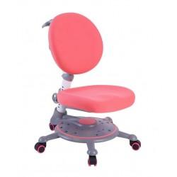 Детское кресло FunDesk SST1 (Розовый, Серый)