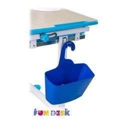 Корзина для хранения FunDesk SS3 (Синий)