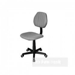 Детское компьютерное кресло FunDesk LST4 (Серый, Черный)