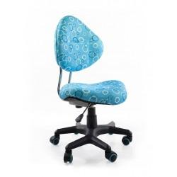 Детское кресло FunDesk SST5 (Голубой, Черный)