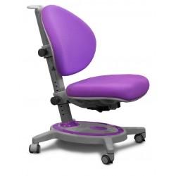 Детское кресло Mealux Stanford (Фиолетовый, Серый)