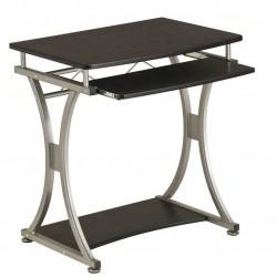 Компьютерный стол Rifforma S-328 Black (Черный, Серебро)