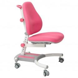 Кресло Rifforma Comfort-33/C с чехлом (Розовый, Белый)