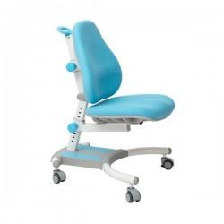 Кресло Rifforma Comfort-33/C с чехлом (Голубой, Белый)