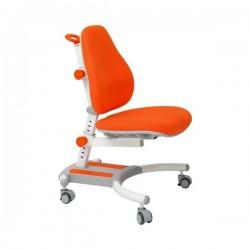 Кресло Rifforma Comfort-33/C с чехлом (Оранжевый, Белый)