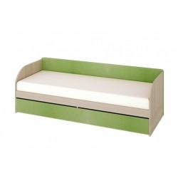Детская кровать с ящиками Киви