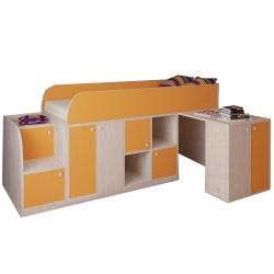 Кровать-чердак Астра