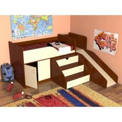 Кровать-чердак Кузя 3