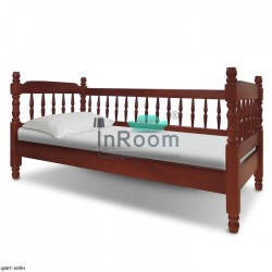 Детская кровать Смайл с 3 спинками